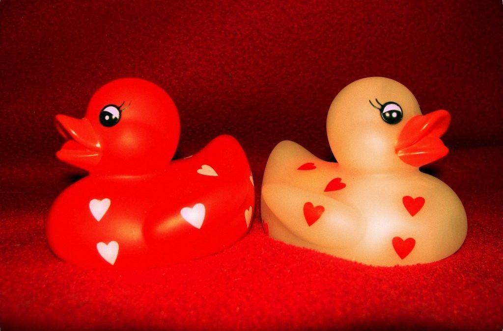 Ideas para mejorar tu escaparate de San Valentín