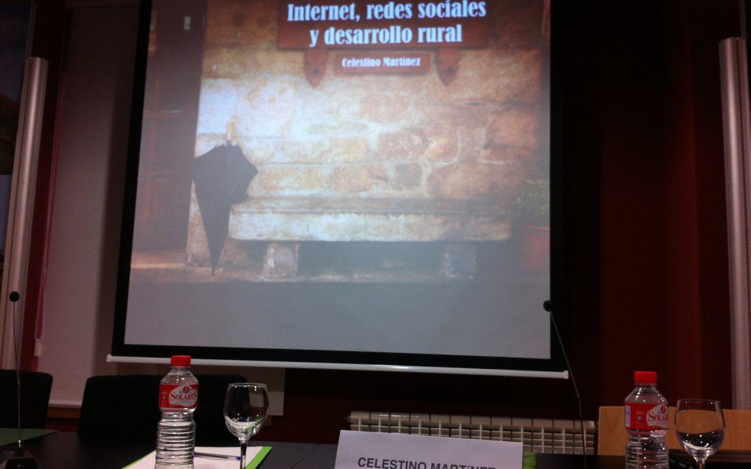 Ponencia: Internet, redes sociales y desarrollo rural