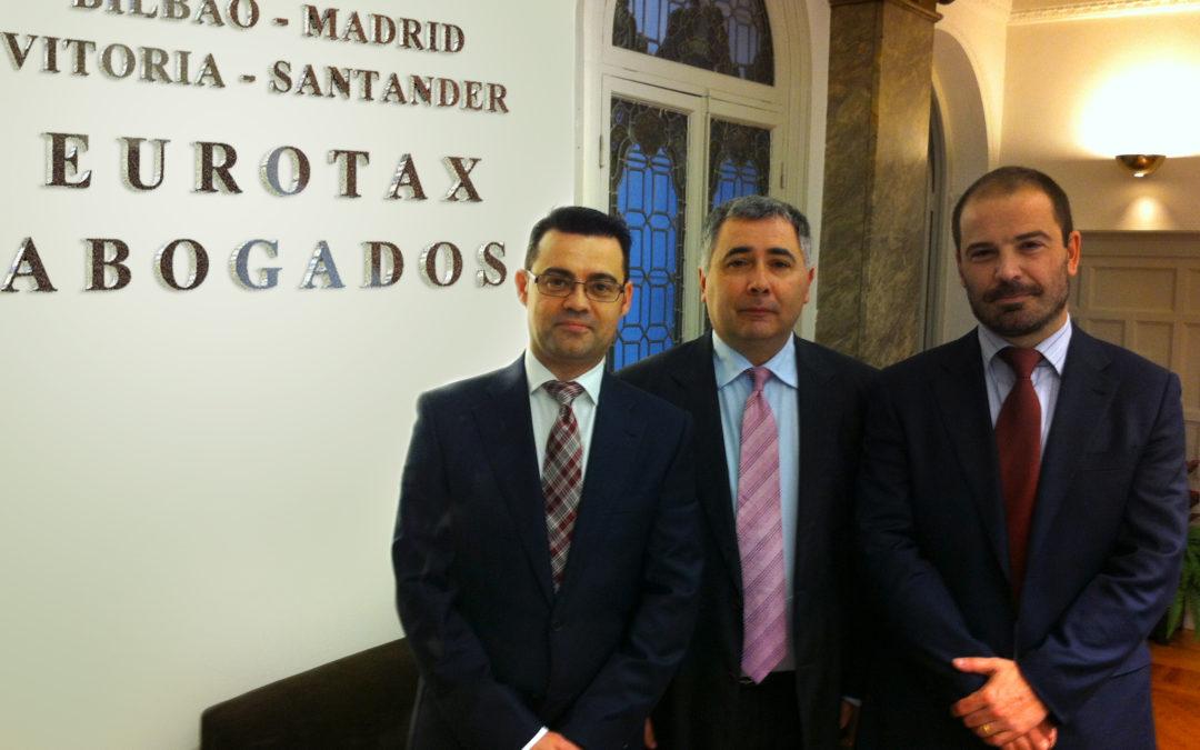 Nuevo rumbo profesional: Eurotax Abogados