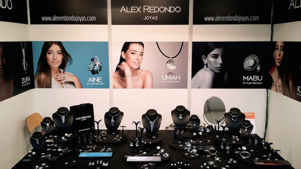 Stand Alex Redondo Joyas