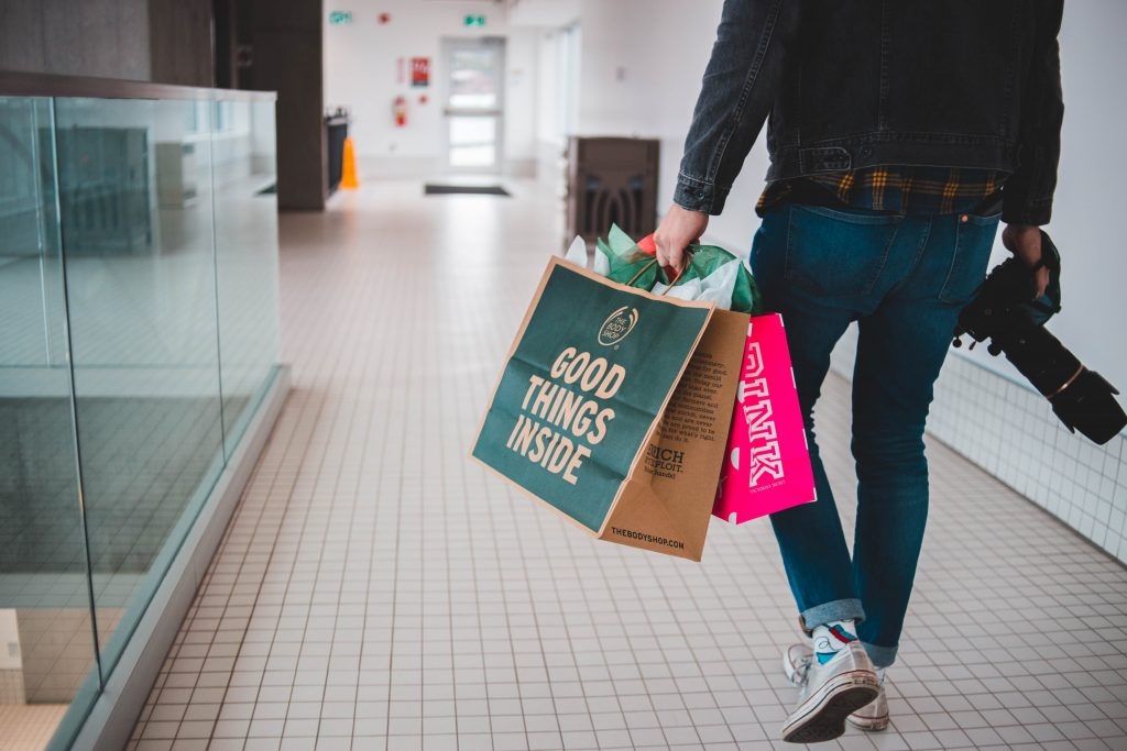 retail marketing experiencia de compra