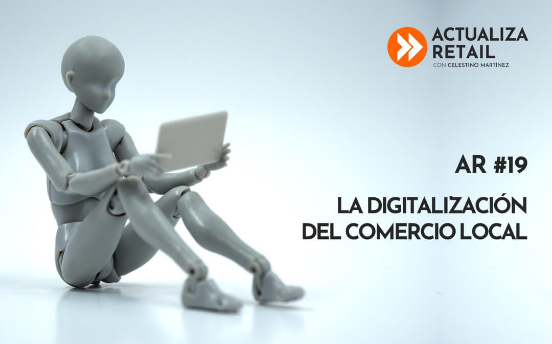 La digitalización del comercio local