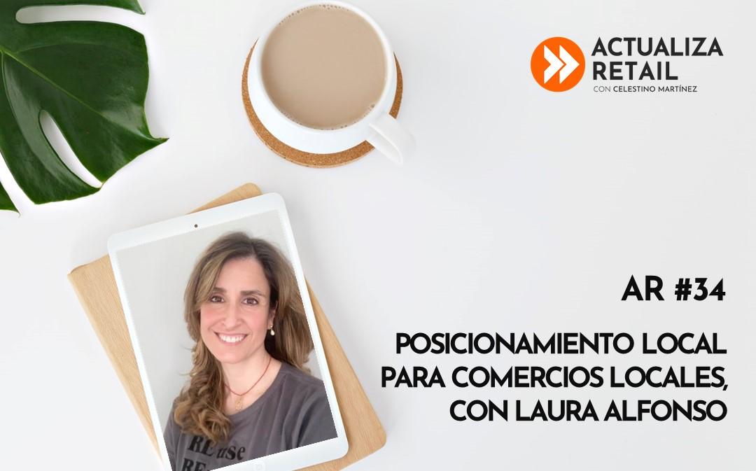 Posicionamiento local para comercios locales, con Laura Alfonso